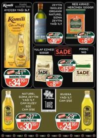 Sarıyer Market 09 - 21 Kasım 2018 Kampanya Broşürü! Sayfa 9 Önizlemesi