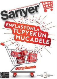 Sarıyer Market 09 - 21 Kasım 2018 Kampanya Broşürü! Sayfa 1