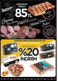 Sarıyer Market 09 - 21 Kasım 2018 Kampanya Broşürü! Sayfa 5 Önizlemesi