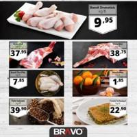 Bravo Süpermarket 09 - 11 Kasım 2018 Fırsat Ürünleri Sayfa 1