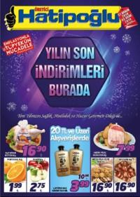Hatipoğlu 27 Aralık 2018 - 03 Ocak 2019 Kampanya Broşürü! Sayfa 1
