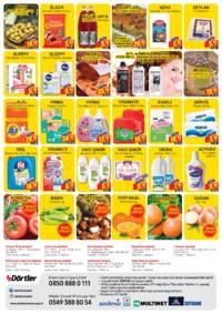 Dörtler Market 11 - 23 Aralık 2018 Kampanya Broşürü! Sayfa 2