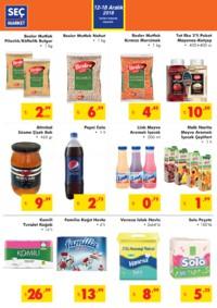 Seç Market 12 - 18 Aralık 2018 Kampanya Broşürü! Sayfa 2