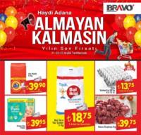 Bravo Süpermarket 21 - 23 Aralık 2018 Kampanya Broşürü! Sayfa 3 Önizlemesi