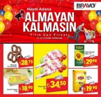 Bravo Süpermarket 21 - 23 Aralık 2018 Kampanya Broşürü! Sayfa 2 Önizlemesi