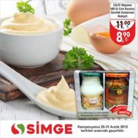 Simge 20 - 31 Aralık 2018 Fırsat Ürünü Sayfa 1