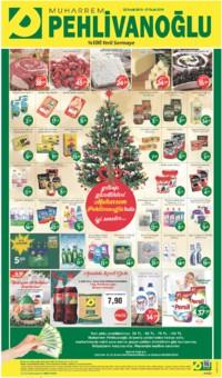 Muharrem Pehlivanoğlu 22 Aralık 2018 - 07 Ocak 2019 Kampanya Broşürü! Sayfa 1