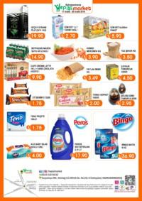 Hepiyi Market 11 - 26 Aralık 2018 Kampanya Broşürü! Sayfa 1