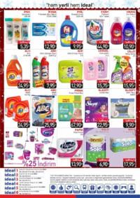 İdeal Market Ordu 14 - 20 Aralık 2018 Kampanya Broşürü! Sayfa 2