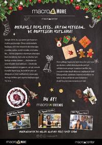 MacroCenter 01 - 31 Aralık 2018 Kampanya Broşürü! Sayfa 2