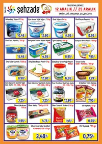 Şehzade Market 12 - 25 Aralık 2018 Kampanya Broşürü! Sayfa 2