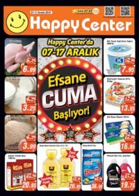 Happy Center 07 - 17 Aralık 2018 Kampanya Broşürü! Sayfa 1