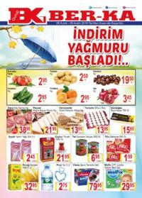 Grup Ber-ka Market 06 - 09 Aralık 2018 Kampanya Broşürü! Sayfa 1