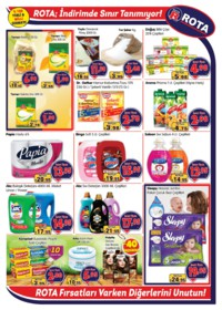 Rota Market 06 - 19 Aralık 2018 Kampanya Broşürü! Sayfa 3 Önizlemesi