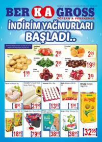 Grup Ber-ka Market 08 - 13 Aralık 2018 Kampanya Broşürü! Sayfa 1