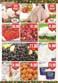 Merkez Market 21 Aralık 2018 - 13 Ocak 2019 Kampanya Broşürü! Sayfa 2