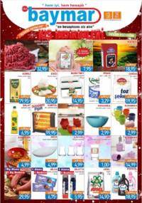 Ekobaymar Market 13 - 26 Aralık 2018 Kampanya Broşürü! Sayfa 1