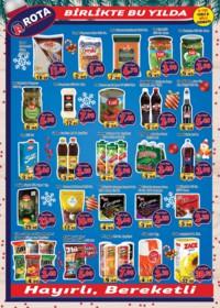 Rota Market 27 Aralık 2018 - 02 Ocak 2019 Kampanya Broşürü! Sayfa 2