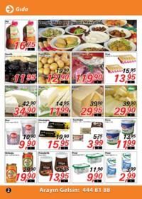 İdeal Hipermarket 28 Aralık 2018 - 08 Ocak 2019 Kampanya Broşürü! Sayfa 2