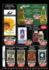 Sarıyer Market 07 - 19 Aralık 2018 Kampanya Broşürü! Sayfa 9 Önizlemesi