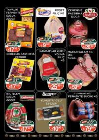Sarıyer Market 07 - 19 Aralık 2018 Kampanya Broşürü! Sayfa 3 Önizlemesi
