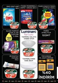 Sarıyer Market 07 - 19 Aralık 2018 Kampanya Broşürü! Sayfa 15 Önizlemesi