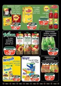 Sarıyer Market 07 - 19 Aralık 2018 Kampanya Broşürü! Sayfa 12 Önizlemesi