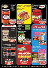 Sarıyer Market 07 - 19 Aralık 2018 Kampanya Broşürü! Sayfa 10 Önizlemesi
