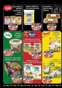 Sarıyer Market 07 - 19 Aralık 2018 Kampanya Broşürü! Sayfa 11 Önizlemesi