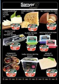 Sarıyer Market 07 - 19 Aralık 2018 Kampanya Broşürü! Sayfa 2