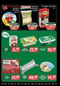 Sarıyer Market 07 - 19 Aralık 2018 Kampanya Broşürü! Sayfa 6 Önizlemesi