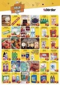 Dörtler Market 27 - 31 Aralık 2018 Kampanya Broşürü! Sayfa 2