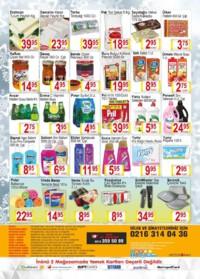 Grup Ber-ka Market 20 - 23 Aralık 2018 Kampanya Broşürü! Sayfa 2 Önizlemesi