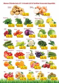 Selam Market 07 - 27 Aralık 2018 Kampanya Broşürü! Sayfa 2