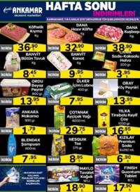 Akranlar Süpermarket 07 - 09 Aralık 2018 Hafta Sonu Kampanya Broşürü! Sayfa 1