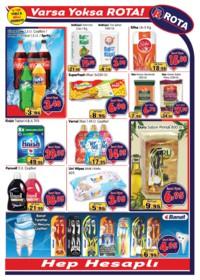 Rota Market 20 - 26 Aralık 2018 Kampanya Broşürü! Sayfa 3 Önizlemesi
