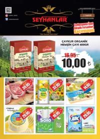 Seyhanlar Market Zinciri 05 - 17 Aralık 2018 Kampanya Broşürü! Sayfa 1