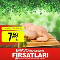 Bravo Süpermarket 14 - 16 Aralık 2018 Hafta Sonu Fırsatları Sayfa 2