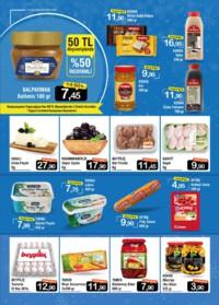 Özpaş Market 25 Aralık 2018 - 08 Ocak 2019 Kampanya Broşürü! Sayfa 2