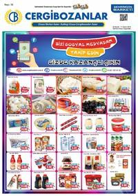 Cergibozanlar 05 - 11 Aralık 2018 Kampanya Broşürü! Sayfa 1