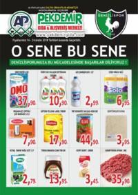 Pekdemir 14 - 24 Aralık 2018 Kampanya Broşürü! Sayfa 1