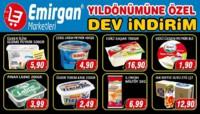 Emirgan Market 28 - 31 Aralık 2018 Fırsat Ürünleri Sayfa 1
