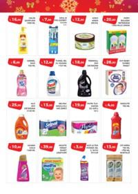 Akyurt Süpermarket 14 Aralık 2018 - 03 Ocak 2019 Kampanya Broşürü! Sayfa 3 Önizlemesi