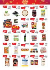 Akyurt Süpermarket 14 Aralık 2018 - 03 Ocak 2019 Kampanya Broşürü! Sayfa 2