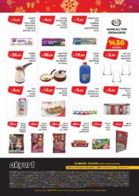 Akyurt Süpermarket 14 Aralık 2018 - 03 Ocak 2019 Kampanya Broşürü! Sayfa 4 Önizlemesi
