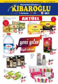 Kibaroğlu 01 - 10 Ocak 2019 Kampanya Broşürü! Sayfa 2