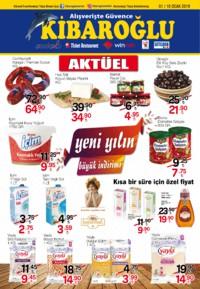Kibaroğlu 01 - 10 Ocak 2019 Kampanya Broşürü! Sayfa 1