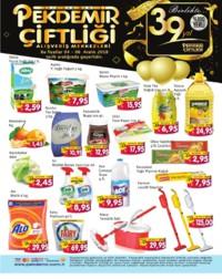 Pekdemir 04 - 06 Aralık 2018 Kampanya Broşürü! Sayfa 1
