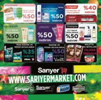 Sarıyer Market 21 Aralık 2018 - 03 Ocak 2019 Kampanya Broşürü! Sayfa 12 Önizlemesi
