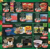 Sarıyer Market 21 Aralık 2018 - 03 Ocak 2019 Kampanya Broşürü! Sayfa 10 Önizlemesi
